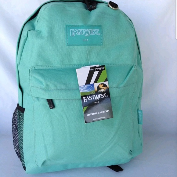 East West Usa Accessories   East West Mint Backpack   Poshmark b5be1b1d32